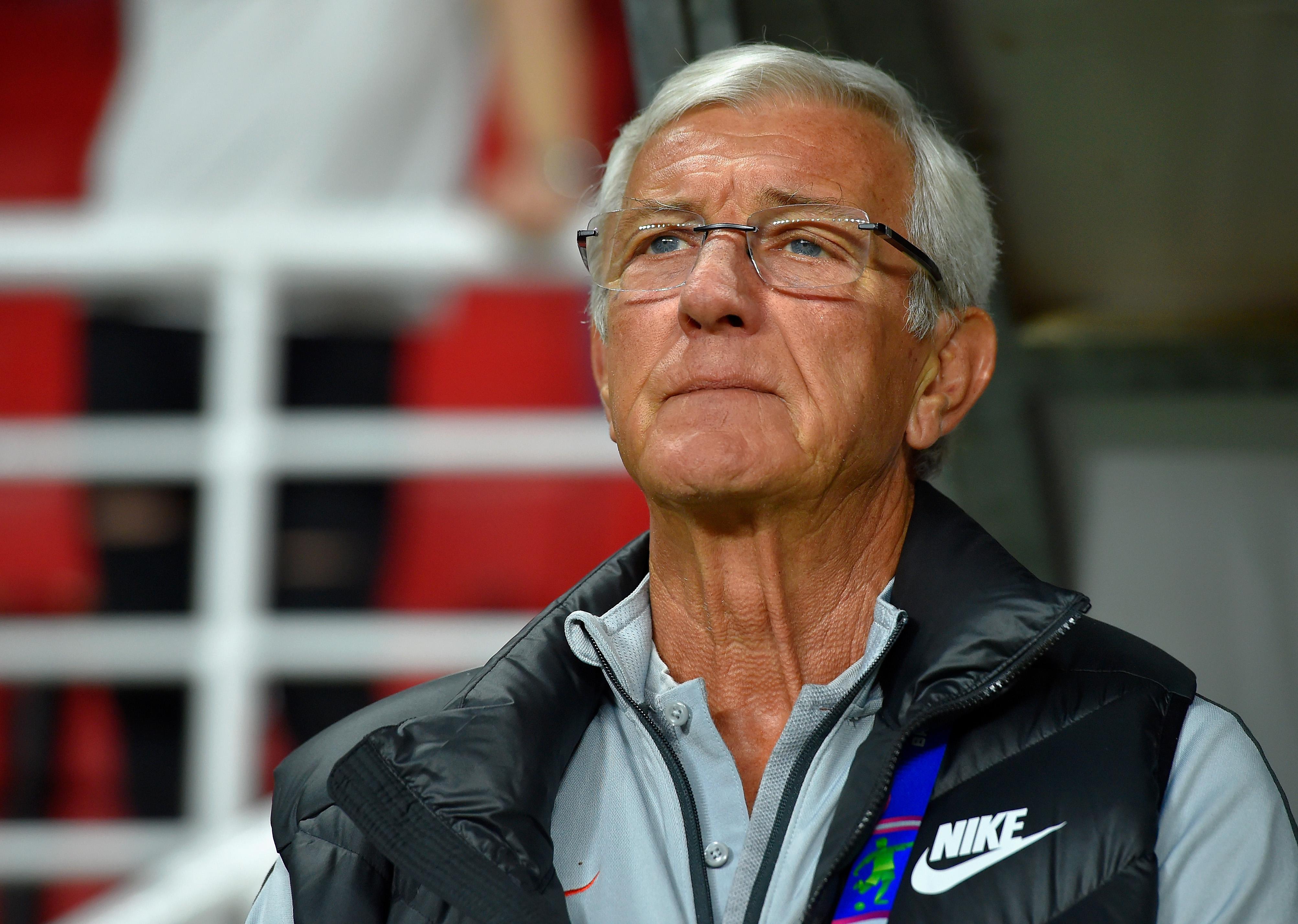 Marcello Lippi, allenatore di calcio