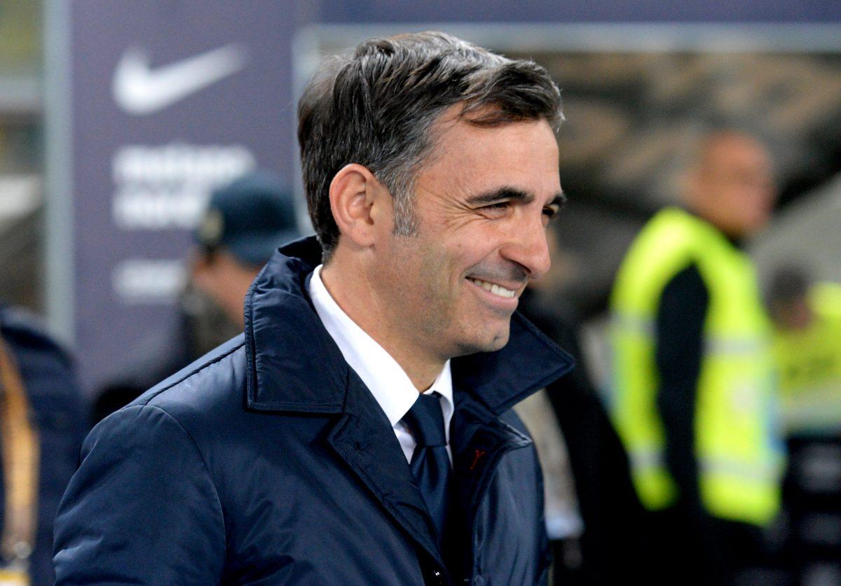 Fabio Pecchia, allenatore della Juventus Under 23