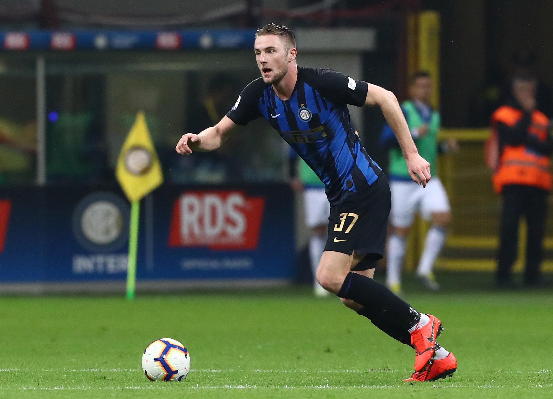 Milan Skriniar, difensore dell'Inter