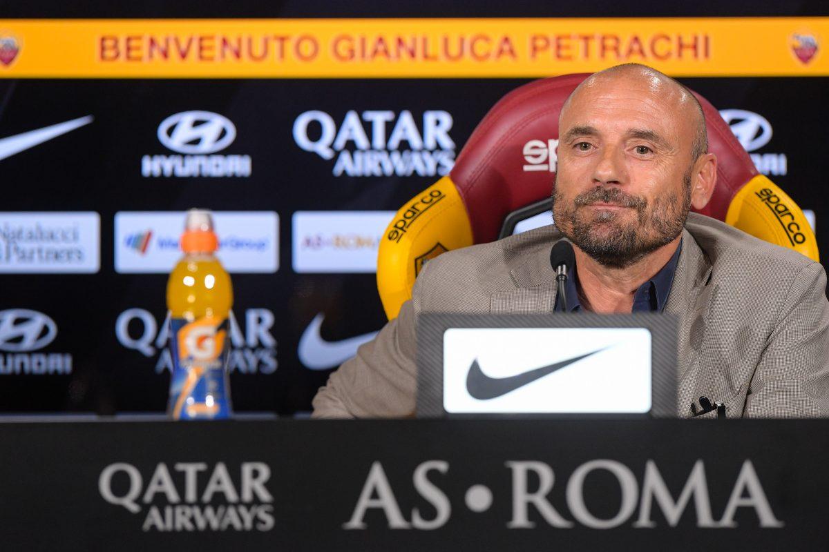 Gianluca Petrachi, Direttore Sportivo della Roma
