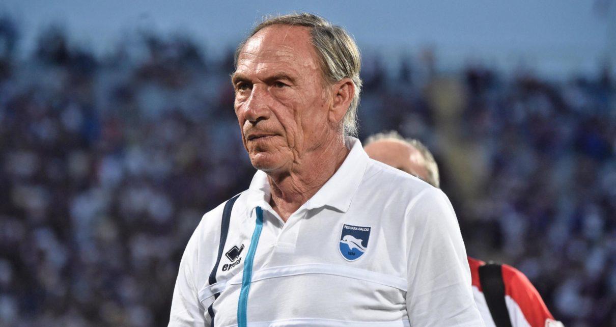 Zdenek Zeman, allenatore di calcio