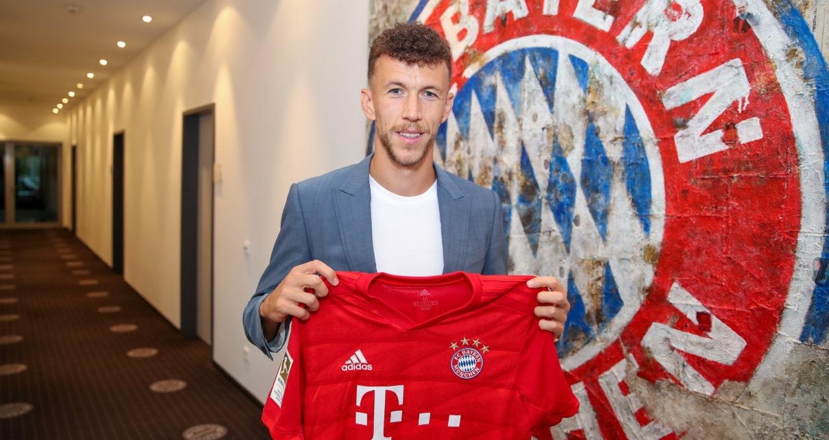 Bayern Monaco, il nuovo esterno Ivan Perisic