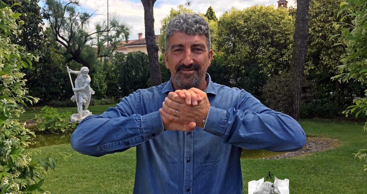Dario Hubner, ex giocatore del Brescia