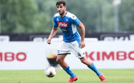 Napoli, il difensore Kostas Manolas
