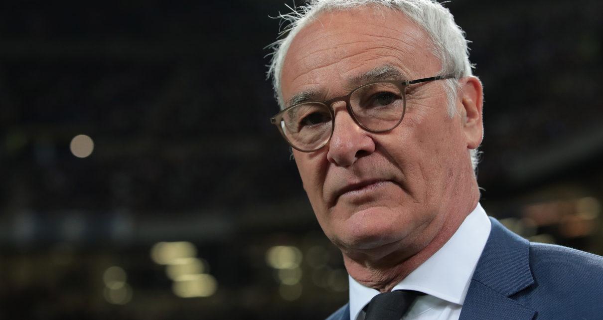 Claudio Ranieri, ex allenatore della Roma