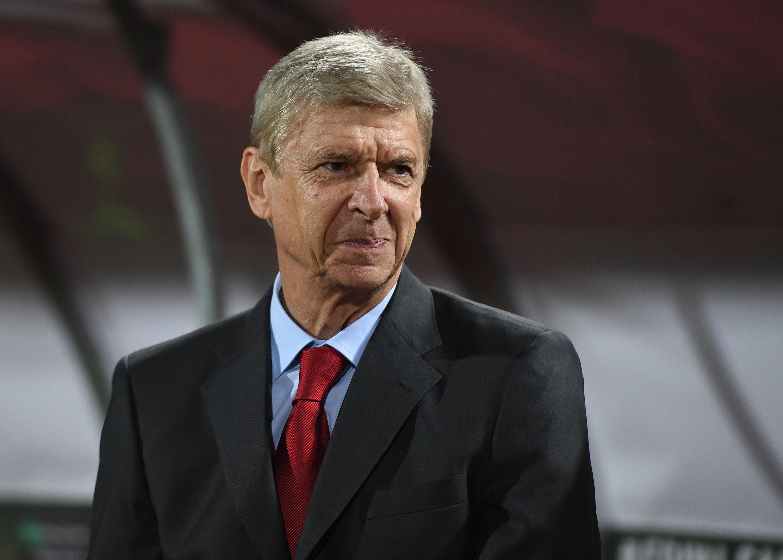 Arsene Wenger, ex allenatore dell'Arsenal