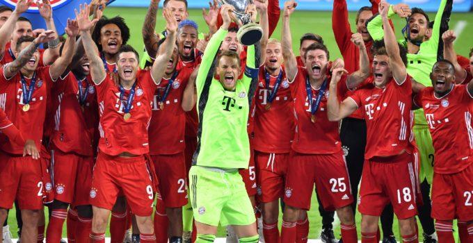 Bayern Monaco 2020