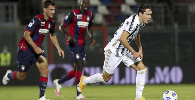 Crotone-Juventus CR7