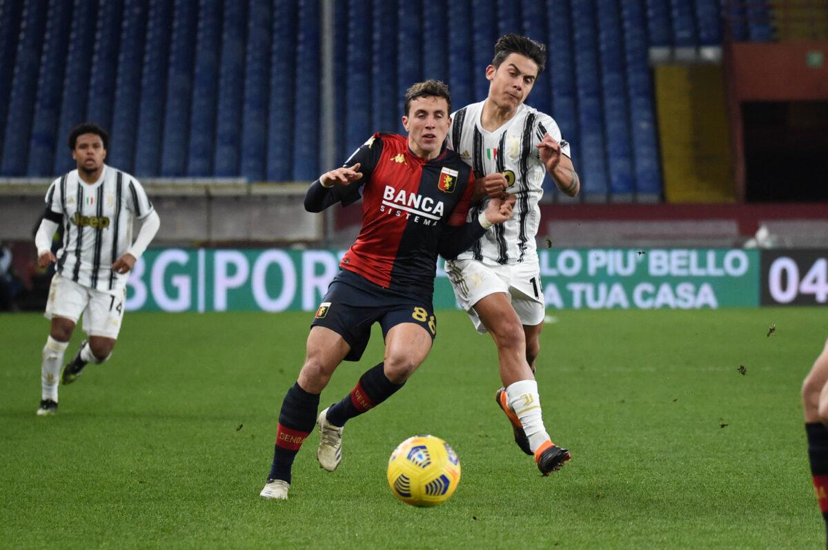 Luca Pellegrini, terzino di proprietà della Juventus