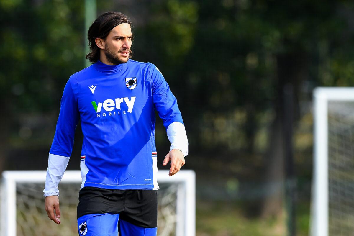 Ernesto Torregrossa Sampdoria