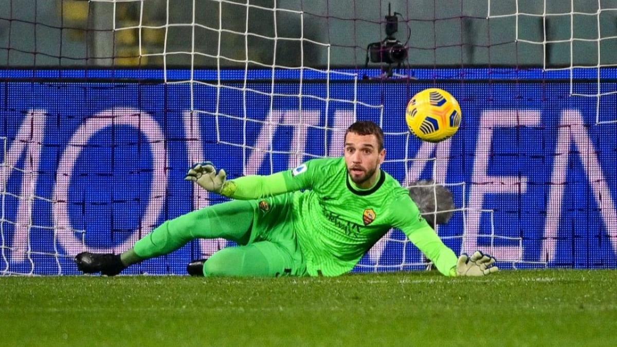 """Roma, Pau Lopez sul rigore: """"Quella parata ha cambiato la dinamica della partita"""""""