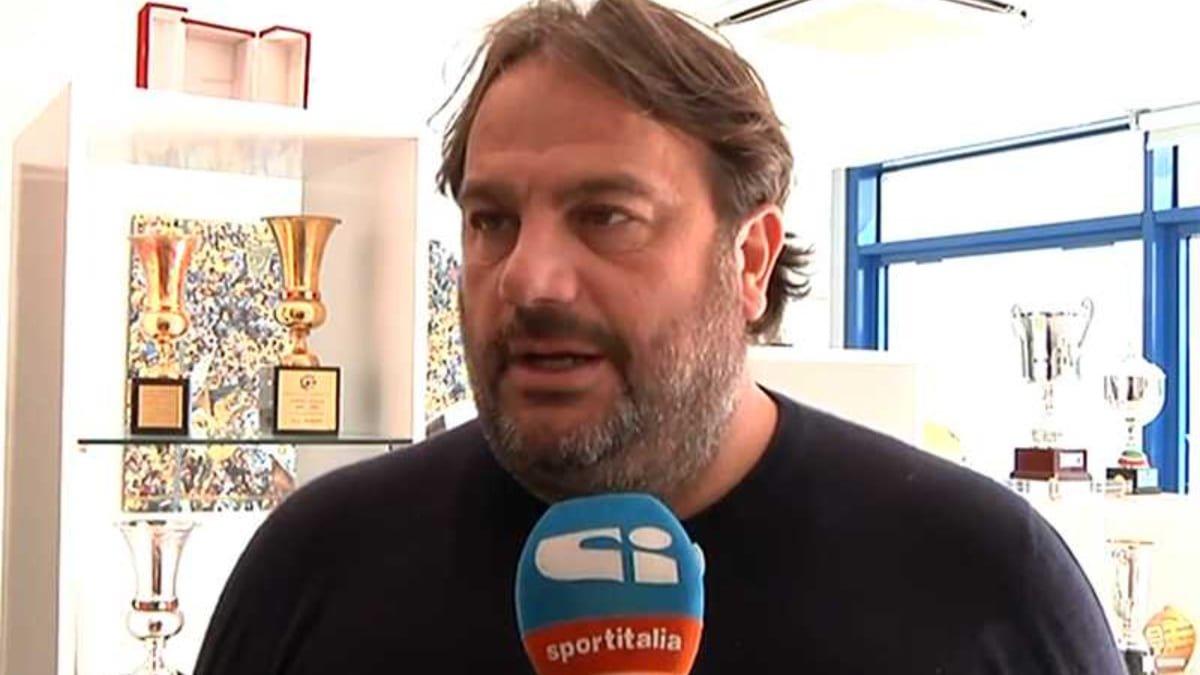 Daniele Faggiano, procuratore sportivo