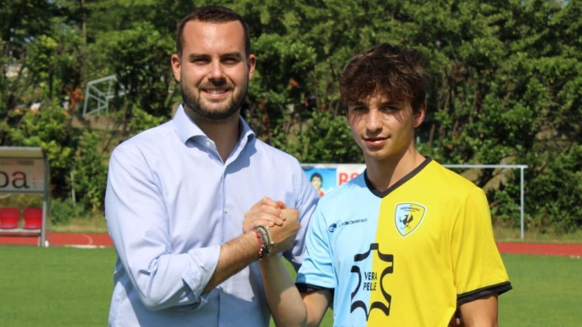 Arzignano Valchiampo, il difensore Fabio Cariolato