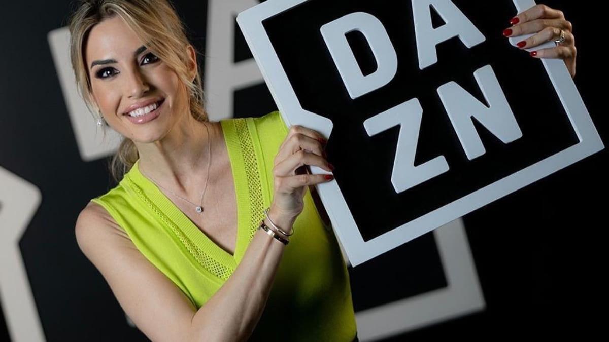Giorgia Rossi, giornalista DAZN
