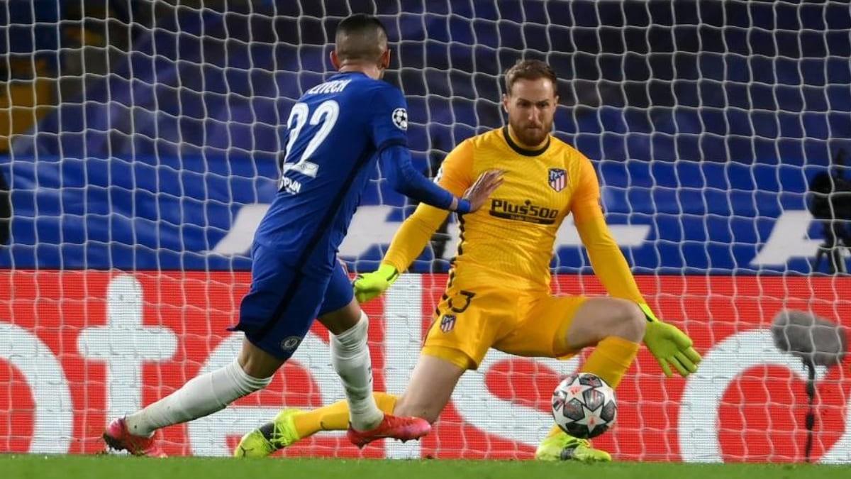 Chelsea, l'attaccante Hakim Ziyech